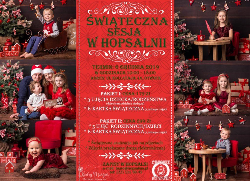 Mini sesje świąteczne 2019_OFERTA HOPSALNIA_4