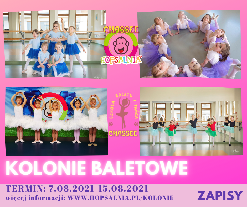 KOLONIE BALETOWE